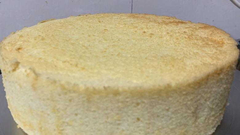 榴莲蛋糕,分3片
