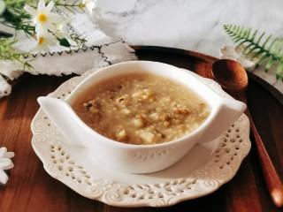 绿豆小米粥