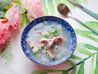 冬瓜猪骨汤