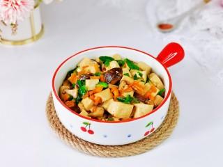 香菇炖豆腐