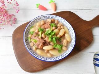 花生猪骨汤