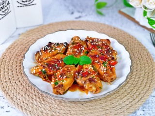 干锅麻辣鸡翅