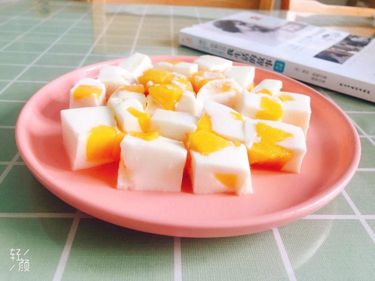 芒果🥭牛奶果冻