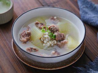 冬瓜薏米汤