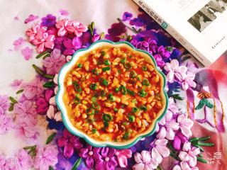 肉沫蒸豆腐