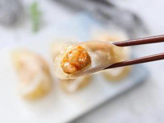水晶蒸饺,味道Q弹鲜美,吃着太过瘾了!
