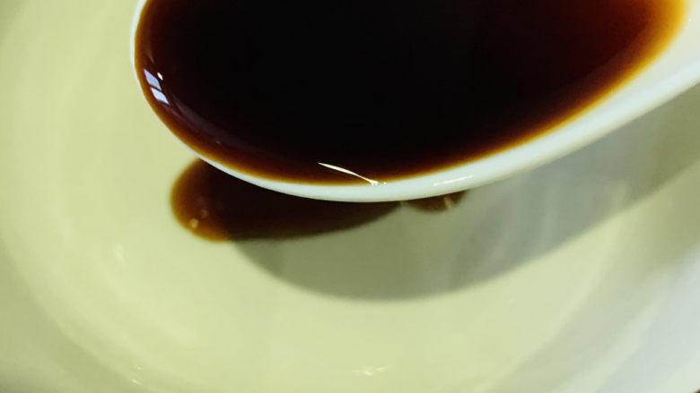 西兰花炒鸡蛋,半勺<a style='color:red;display:inline-block;' href='/shicai/ 692'>酱油</a>