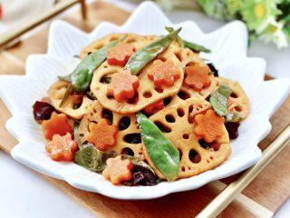 清爽营养的小炒鲜,鲜嫩多汁又营养丰富,关键是下饭又好吃。