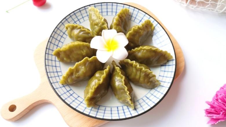 水晶蒸饺,颜值高味道好。