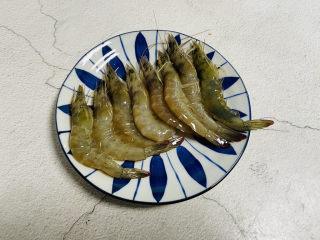 耳光炒饭,虾