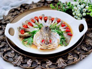 清蒸鲈鱼,每次一盘不够吃,诱惑到你没有。