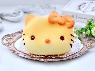 KITTY异形戚风蛋糕