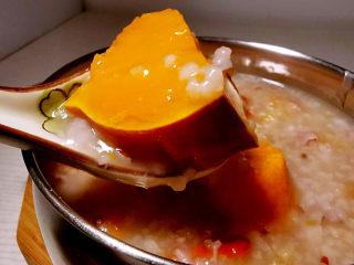 红薯南瓜粥