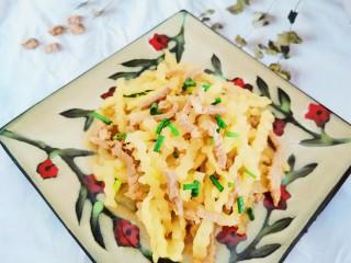 土豆炒肉丝