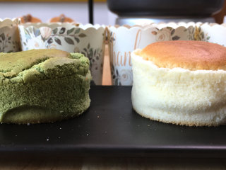 超简单糯米蛋糕,不粘牙的网红美食,软萌糯糯哒,像云朵一样。