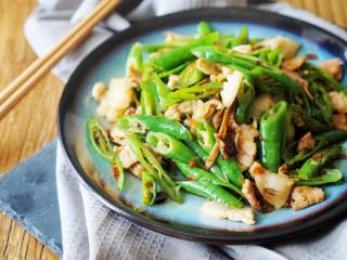 辣与肉的碰撞,杭椒牛肉