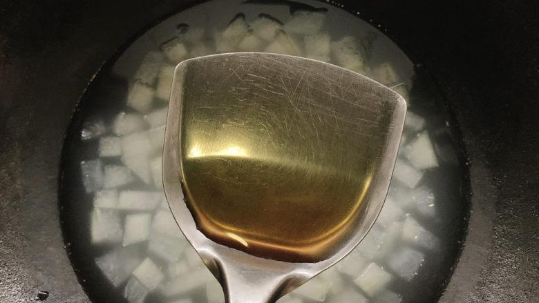 冬瓜鸡蛋汤,鱼露调味