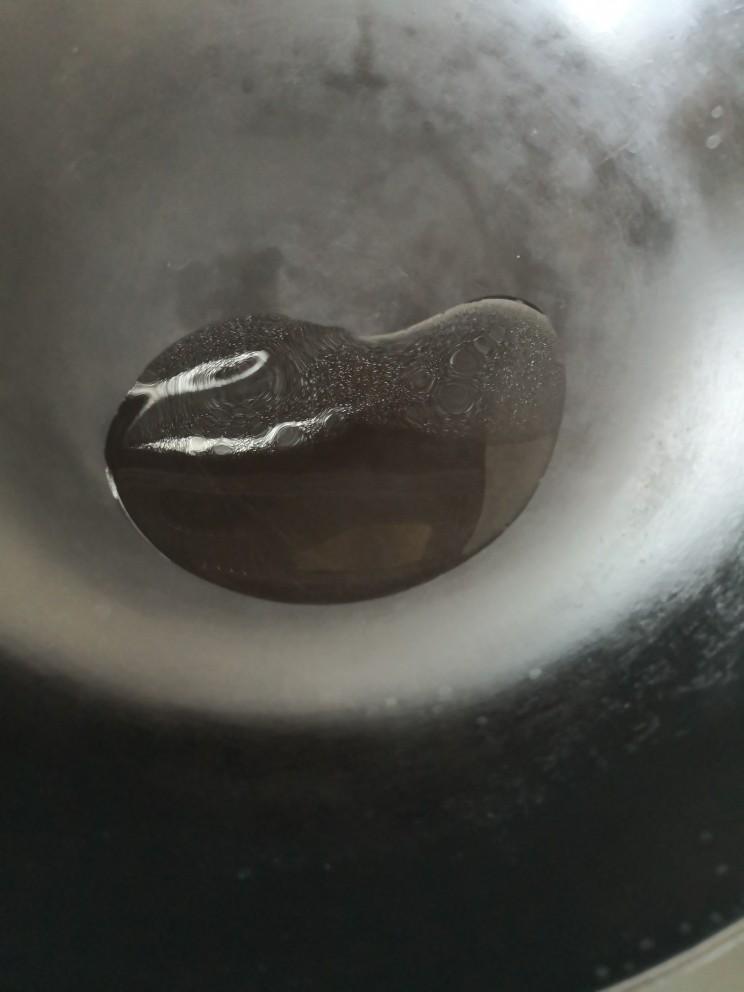 红烧土豆,热锅放油