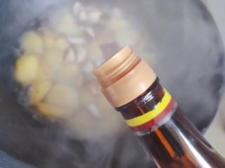 红烧土豆,加适量美极鲜
