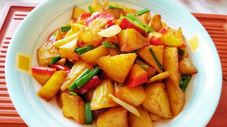 红烧土豆,开吃啦!