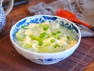 冬瓜鸡蛋汤
