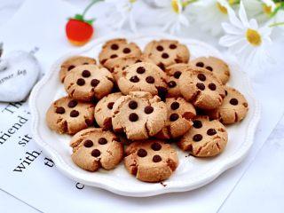 巧克力玛格丽特饼干