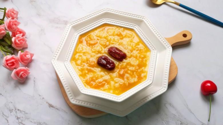 红枣南瓜粥