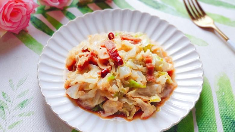 干锅包菜,好吃看得见