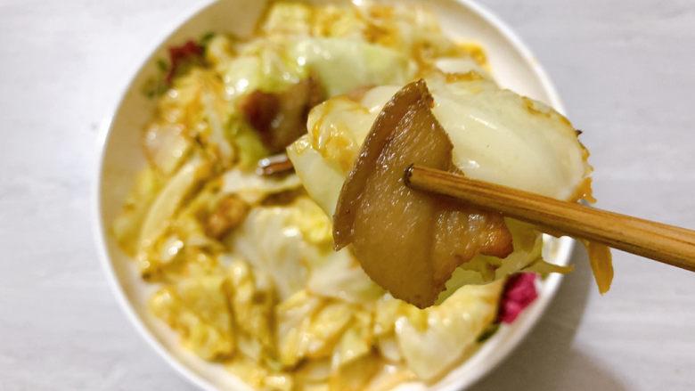 干锅包菜,下饭香喷喷~