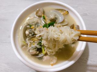 面线糊,软乎乎的面线,鲜到家的浓汤。