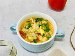 西紅柿面疙瘩,熱呼呼暖暖的一碗西紅柿面疙瘩就做好啦??