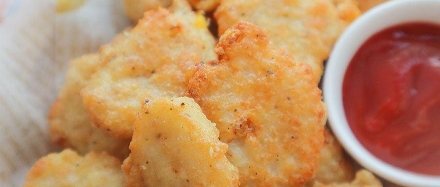 好吃到跺腳的「豆腐麥樂雞」,解饞又低脂!