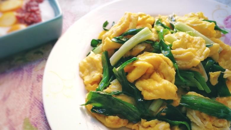 小蔥炒雞蛋