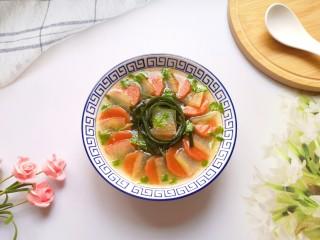 冬瓜海带汤,好吃又好喝!