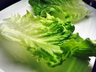 西红柿炒豆腐,春菜洗净沥干