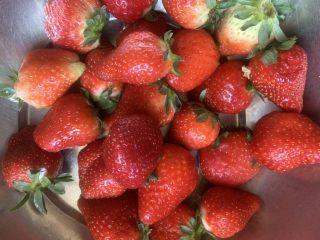草莓糖葫芦,草莓