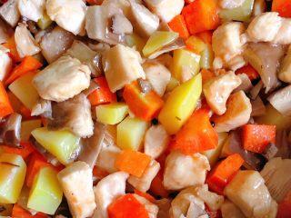 咖喱鸡肉米饭,色香味俱全的一锅出咖喱鸡肉米饭