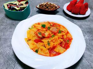 西红柿炒土豆片,西红柿炒土豆也是米饭杀手