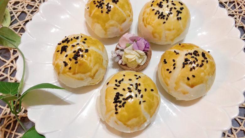 猪油版蛋黄酥