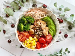 治愈系美食,网红鸡胸肉波奇饭,颜值在线,营养丰富!