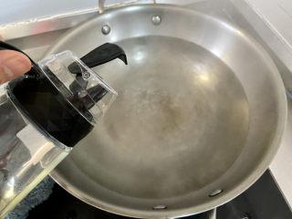 香椿炒腊肉,几滴食用油