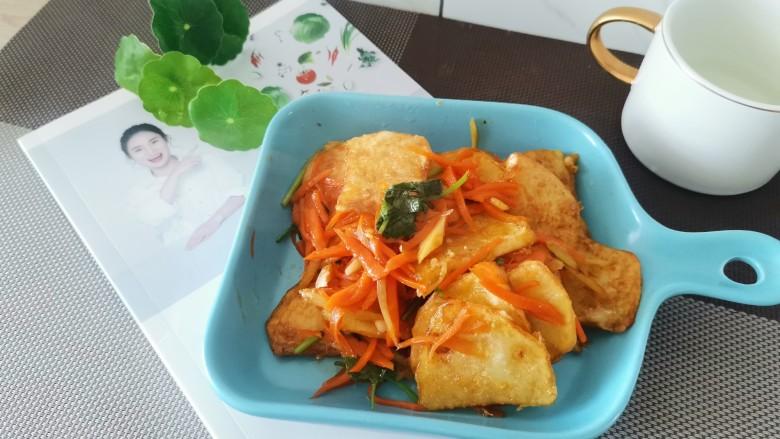 锅包土豆片