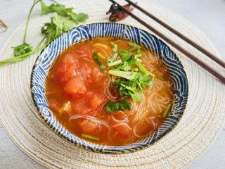 番茄米线,番茄米线酸酸甜甜好味道!
