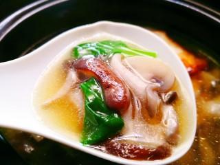 平菇鸡蛋汤,超级好喝又营养