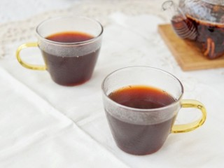 温润蔓越莓红糖姜茶