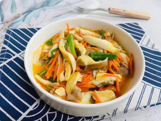 素炒平菇,鲜香美味,好吃又下饭!