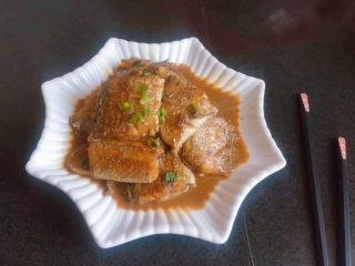 红烧带鱼,上桌~