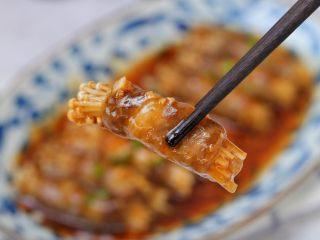 肥牛金针菇卷,口感嫩滑鲜美,快来吃吖!
