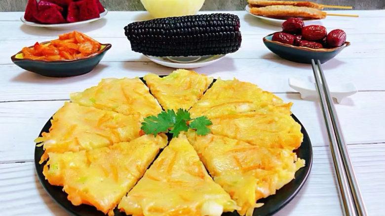 家常土豆饼,好吃😋看得见的黄金土豆饼是早餐必不可少的经典美味