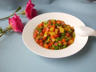 豌豆炒胡萝卜,豌豆炒胡萝卜